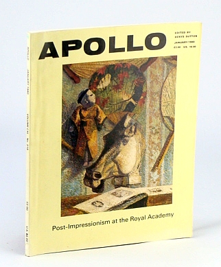 Apollo - The Magazine of the Arts, January (Jan.) 1980, Vol CXI, No. 215 (New Series: Post-Impressionism at The Royal Academy, Brown, K.R.; Huter, C.; Worsdale, M.; Roscoe, I.; Kessler, M.; Kitson, M.; Et al