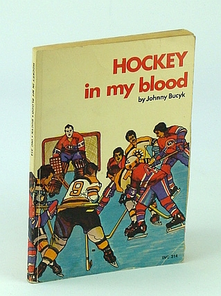 Image for Hockey In My Blood