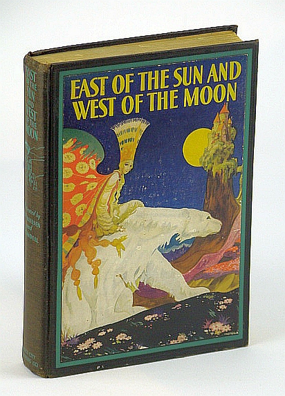 East of the Sun and West of the Moon: Old Tales from the North, Nielsen, Kay (illustrations)