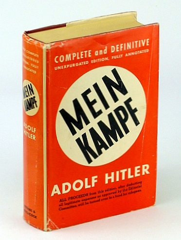 Mein Kampf: Complete and Unabridged, Fully Annotated, Hitler, Adolf