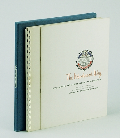 Image for Woodward Governor Company: Corporate Profile in Slipcase