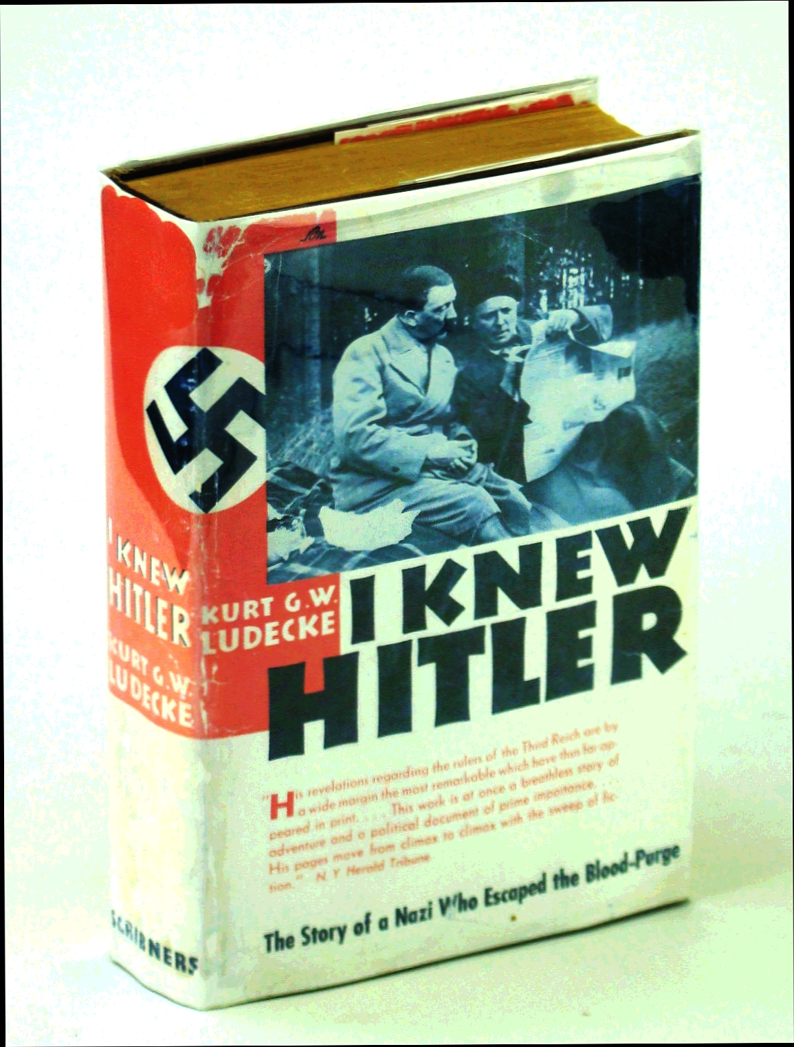 I Knew Hitler: The Story of a Nazi Who Escaped the Blood Purge, Kurt Georg William Ludecke