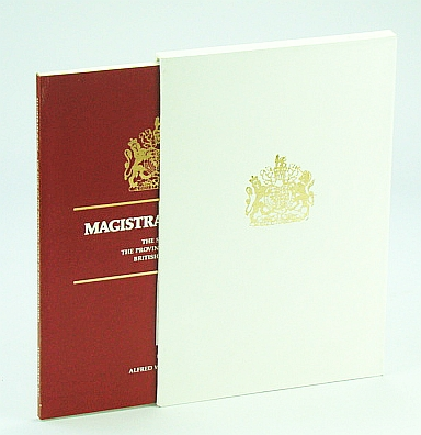 Image for Magistrate-judge, the story of the Provincial Court of British Columbia