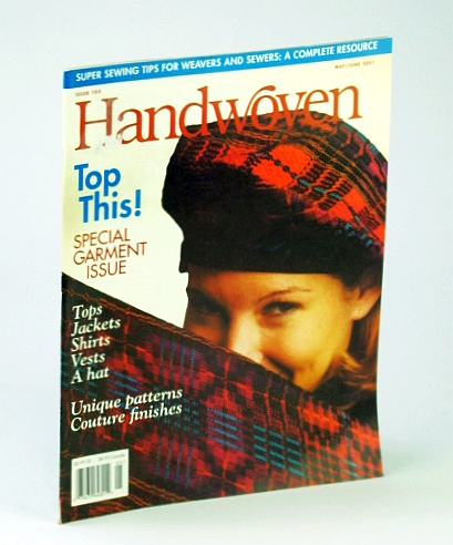 Image for Handwoven (Hand Woven) Magazine, May / June 2001 - Special Garment Issue / Tribute to Virginia Isham Harvey