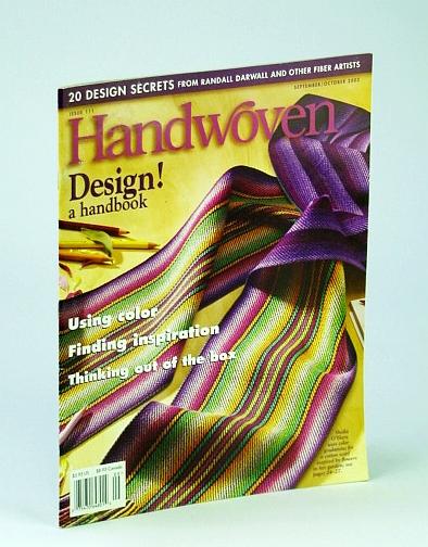 Image for Handwoven (Hand Woven) Magazine, September (Sept.) / October (Oct.) 2002 - 20 Design Secrets