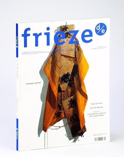 Image for Frieze d/eNo. 21 (Twenty-One), September (Sept.) - November  (Nov.) 2015
