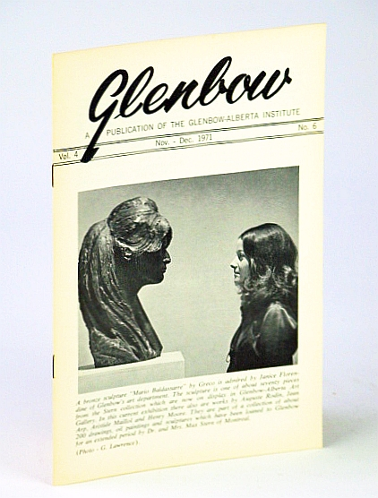 Glenbow, November (Nov.) - December (Dec.), 1971, Vol. 4, No. 6 - Robert Rundle Papers, Dempsey, Hugh A.