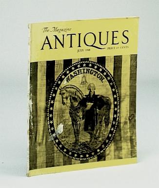 Image for The Magazine Antiques, July, 1948, Vol. LIV, No. 1 - George Washington