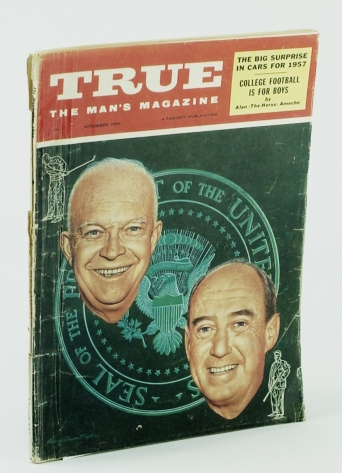 Image for True - The Man's Magazine, November (Nov.) 1956: James Wilkinson - America's Most Honored Traitor