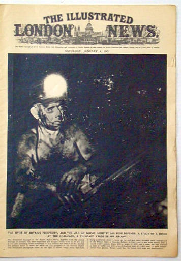 The Illustrated London News, January (Jan.) 4, 1947: Racial Minorities of Indochina, Bryant, Arthur; Squire, Sir John; Falls, Cyril; et al