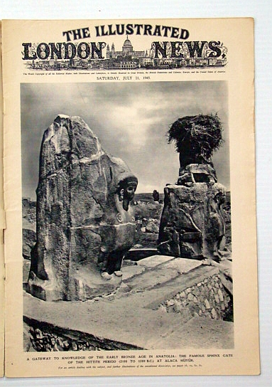 The Illustrated London News, July 21, 1945: WWII Aftermath / Mr. T. V. Soong, Bryant, Arthur; Squire, Sir John; Falls, Cyril; Kosay, Dr. Hamit Zubeyr; et al