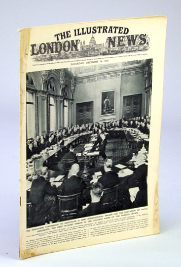 The Illustrated London News, December (Dec.) 14, 1935:, Chesterton, G. K.; Et al