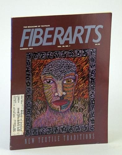 Image for Fiberarts Magazine, Summer 1993, Vol. 20, No. 1 - New Textile Traditions