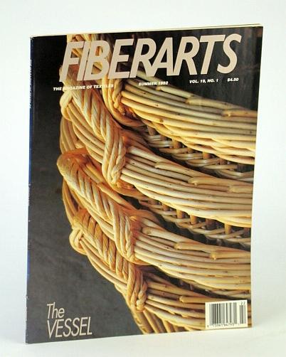 Image for Fiberarts Magazine, Summer 1992, Vol. 19, No. 1 - The Vessel