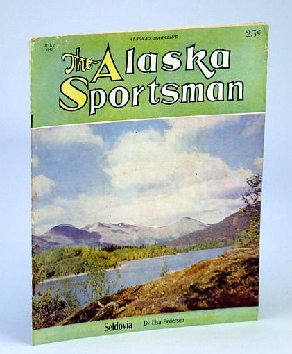 Image for The Alaska Sportsman Magazine, July, 1949 - Seldovia