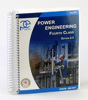 Image for Power Engineering Fourth Class, Edition 2.5 - Part A1