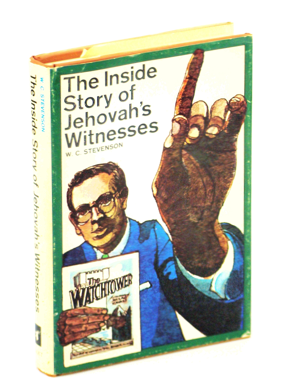 Inside Story of Jehovah's Witnesses
