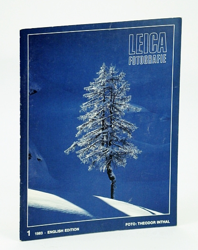 Leica Fotografie - International Magazine for 35mm Photography, Number 1 (One), 1983 -  The Extremities of Light, Netolitzky, Wolfgang