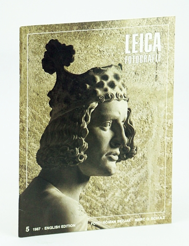 Leica Fotografie - International Magazine for 35mm Photography: 5 / 1987 -  Pictures on Your Doorstep / Prof. Ulrich Mack, Bugdoll, Edmund: Editor