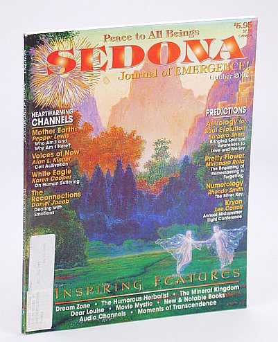 Image for Sedona Journal of Emergence!, October (Oct.) 2002 - The Two Lights of the Soul