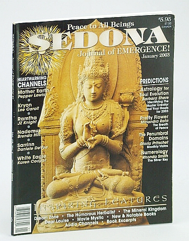 Image for Sedona Journal of Emergence!, January (Jan.) 2003 -The Breath of Peace
