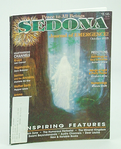 Image for Sedona Journal of Emergence!, October (Oct.) 2003 - Remembering the Ancestor Within