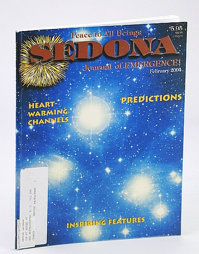 Image for Sedona Journal of Emergence!, February (Feb.) 2004 - Human Predatory Impulses Have Been Activated