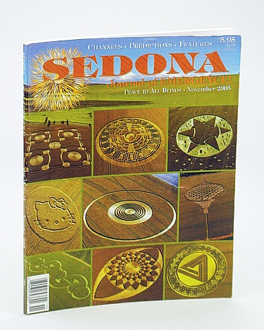 Image for Sedona Journal of Emergence!, November (Nov.) 2005: Penguins - Humorous Mathematicians / Crop Circle Cover