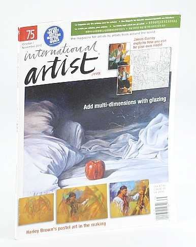 Image for International Artist Magazine - The Magazine for Artists By Artists From Around the World, October / November (Oct. / Nov.) 2010, #75 - Add Multi-Dimensions with Glazing