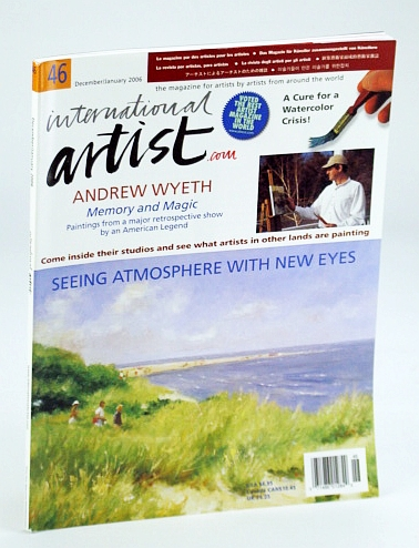 Image for International Artist Magazine - The Magazine for Artists By Artists From Around the World, December / January (Dec. / Jan.) 2006, #46: Andrew Wyeth - Memory and Magic