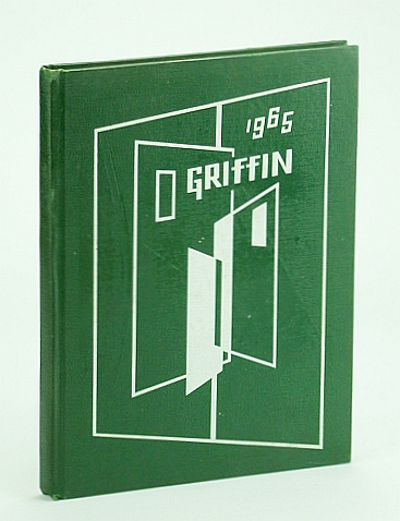 Image for Through Open Doors with the Griffin: Student Yearbook of Bishop Ryan High School, Hamilton, Ontario, Volume 4, 1965