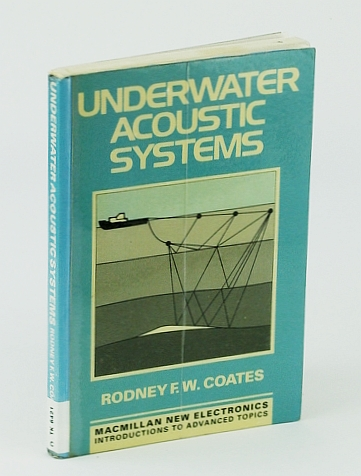 Image for Underwater Acoustic Systems (Macmillan new electronics series)