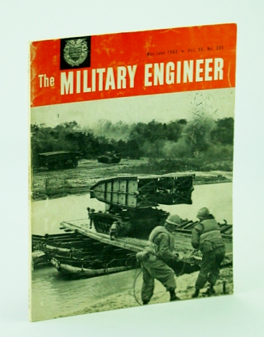 Image for The Military Engineer - Journal of the Society of American Military Engineers, May-June 1963, Volume 55, Number 365 - Richard Gridley