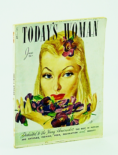 Image for Today's Woman Magazine, June 1946 - The Marriage Contract / I Am Joan Fontaine
