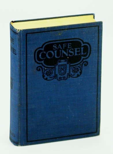 Image for Safe Counsel or Practical Eugenics, To Which Has Been Added The Story of Life