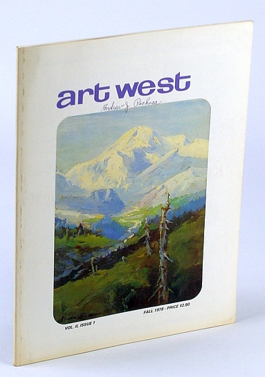 Image for Art West, Fall 1978, Vol. 2, Issue 1 - Sydney Laurence