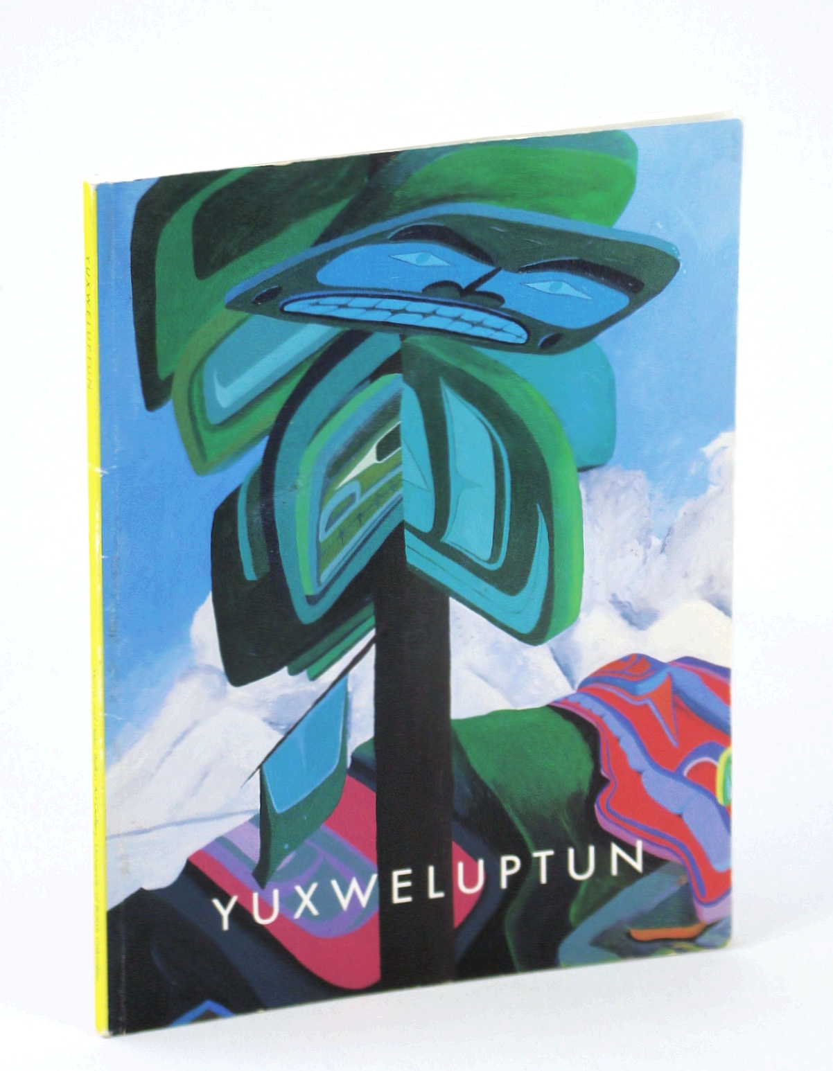 Lawrence Paul Yuxweluptun: Born to live and die on your colonialist reservations : June 20-September 16, 1995