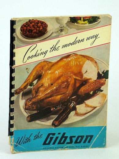 Image for Cooking the Modern Way with Gibson Kookall Automatic Electric Range