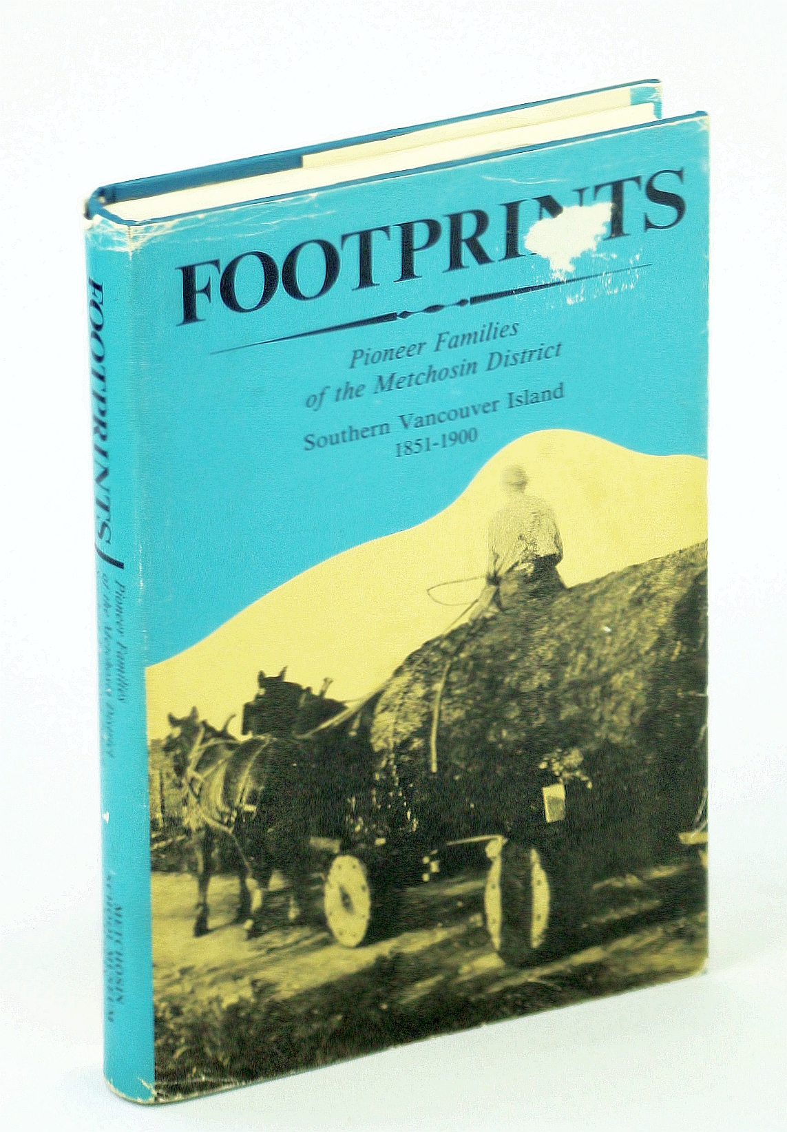 Image for Footprints : Pioneer Families of the Metchosin District Southern Vancouver Island 1851-1900