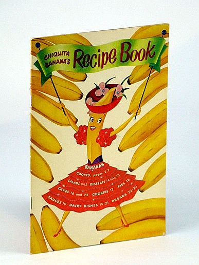 Image for Chiquita Banana's Recipe Book