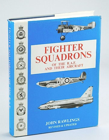 Image for Fighter Squadrons of the RAF and Their Aircraft