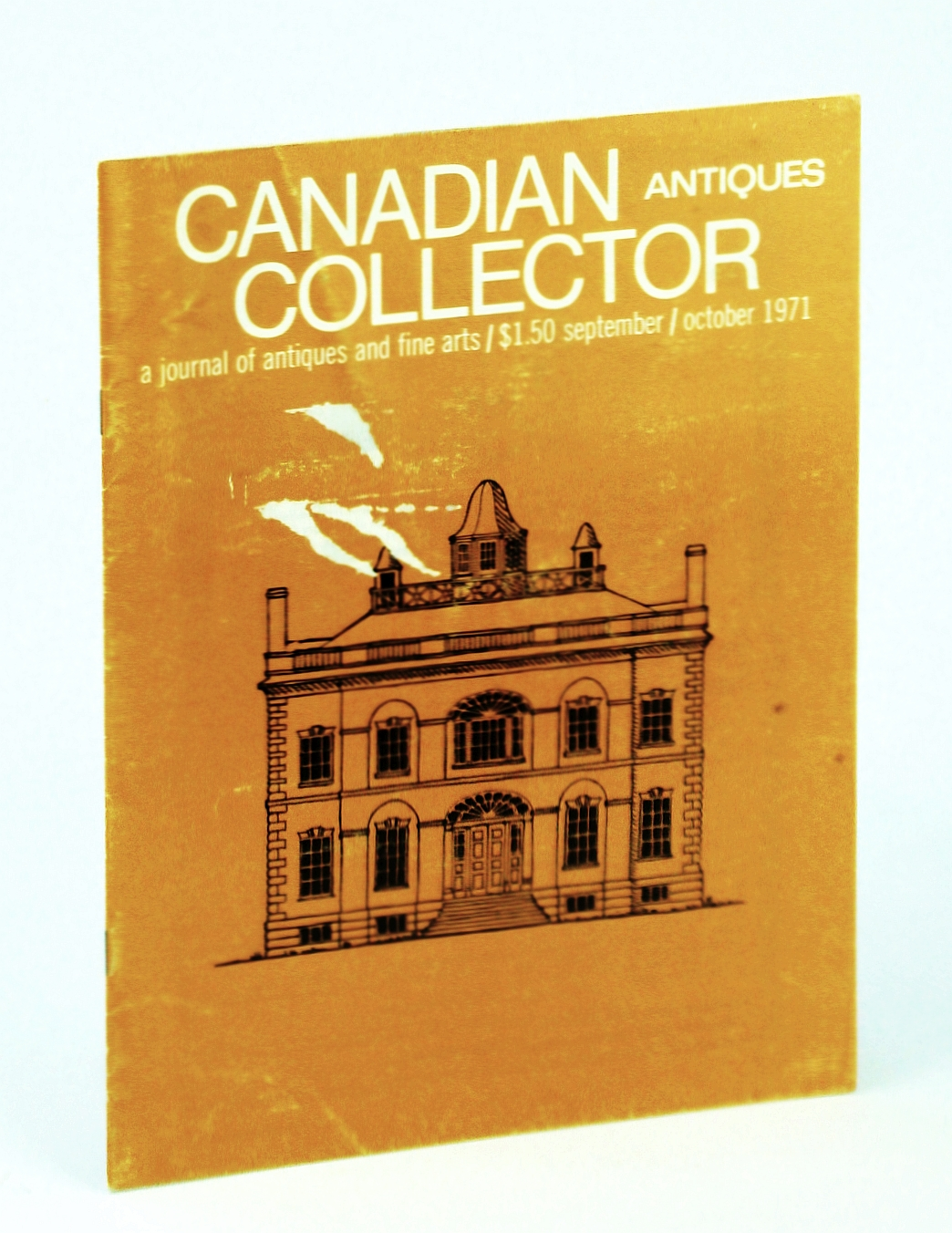 Image for Canadian Antiques Collector [Magazine], A Journal of Antiques and Fine Arts: September / October [Sept. /Oct.] 1971, Vol. 6, No. 7: Daniel Orth - The Potter of Campden
