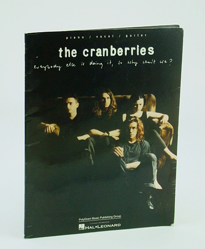Image for Cranberries - Everybody Else Is Doing It, So Why Can't We?