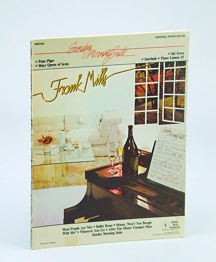 Peter Piper: Original Piano Sol Sheet Music
