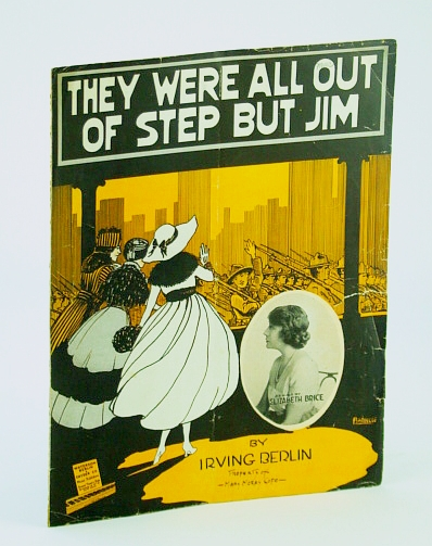 Image for They Were All Out of Step But Jim [Sheet Music]
