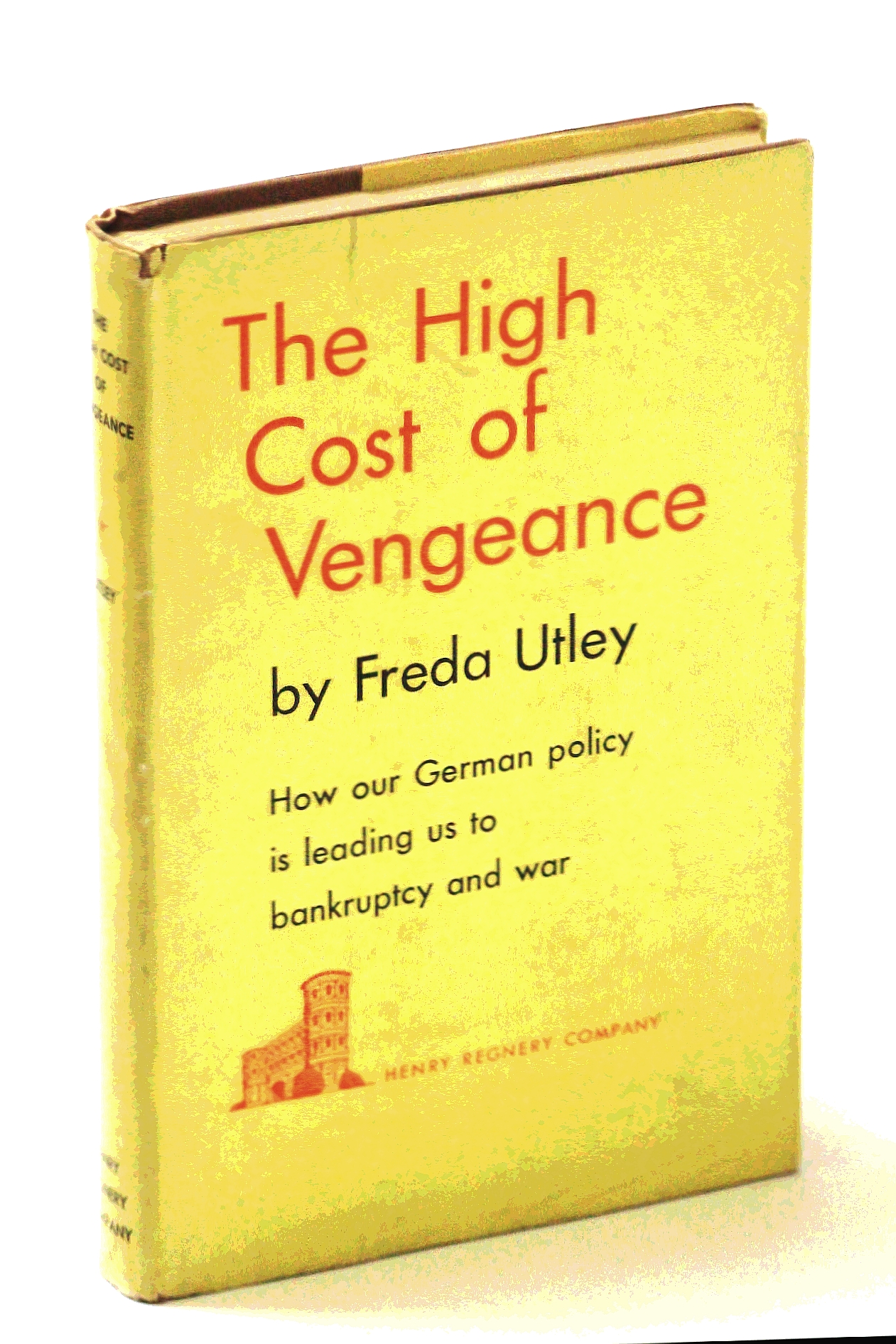 Image for The high cost of vengeance
