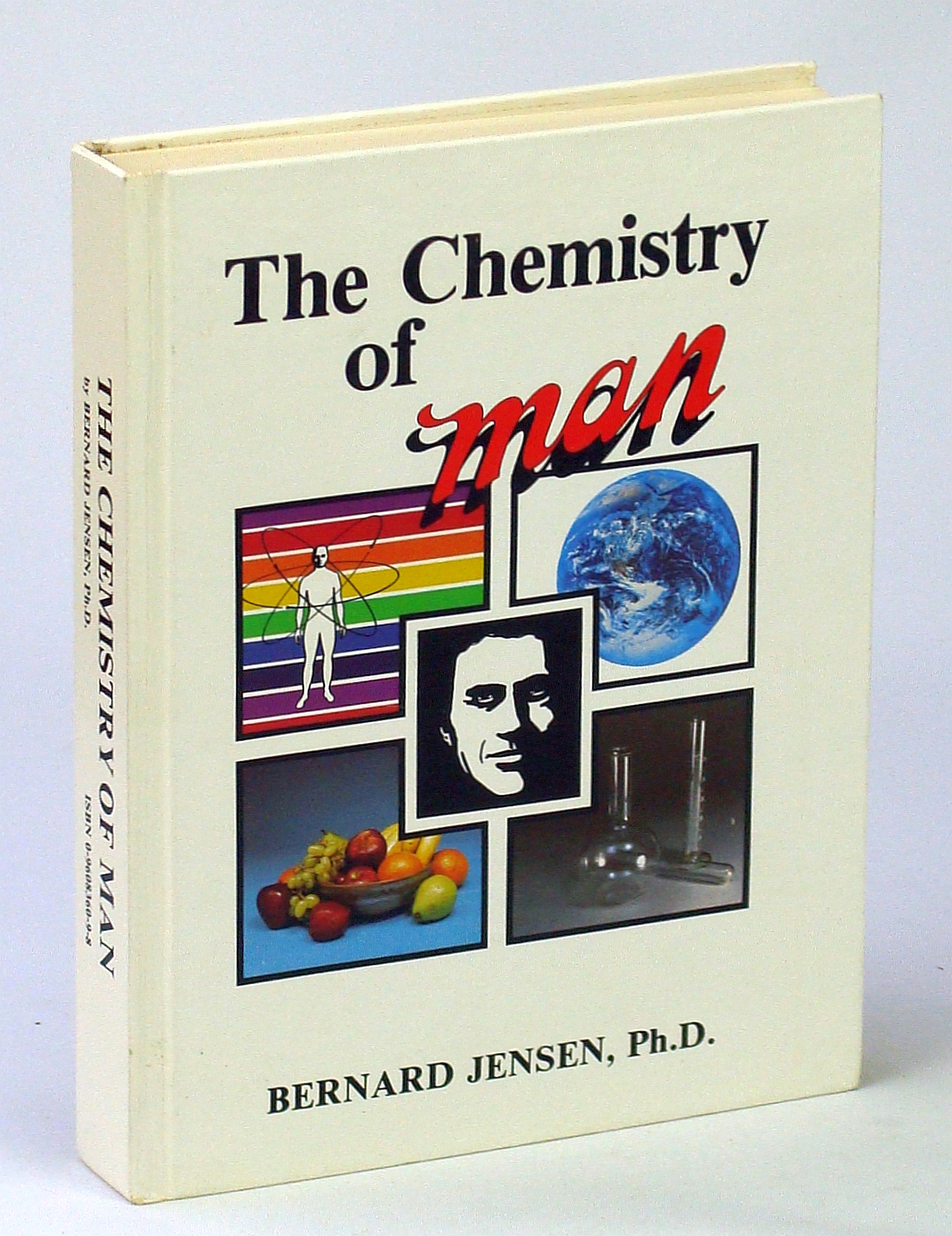 "Image for The Chemistry of Man: Volume II, ""Man"" Series"