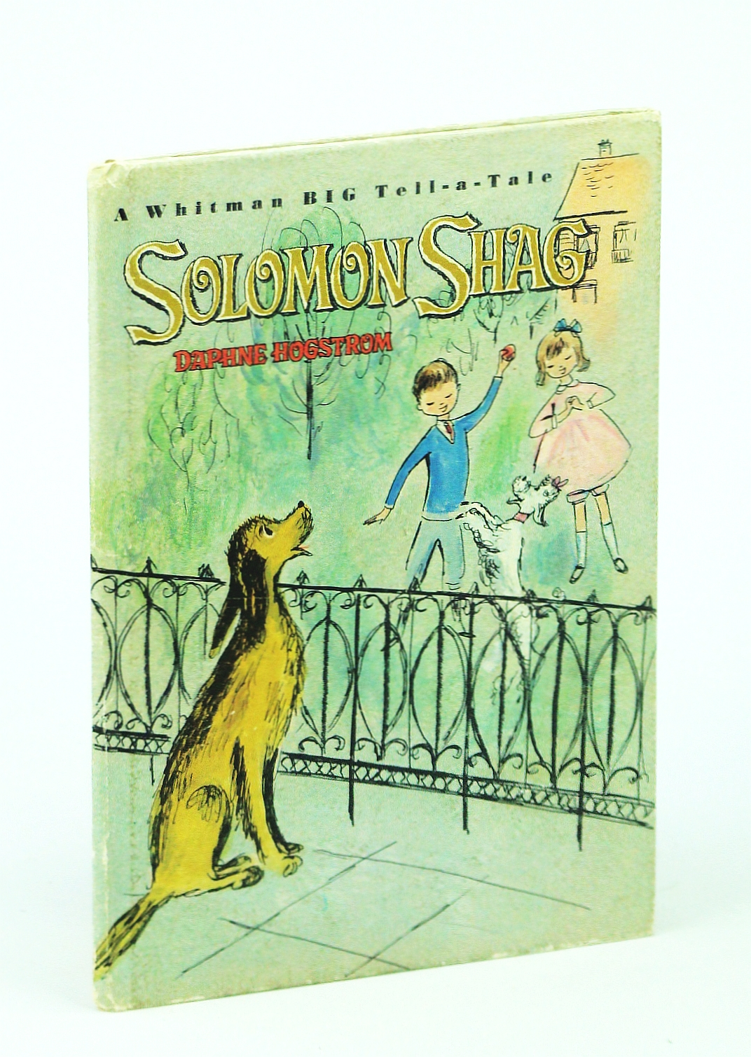 Image for Solomon Shag (Whitman Big Tell-a-Tale)