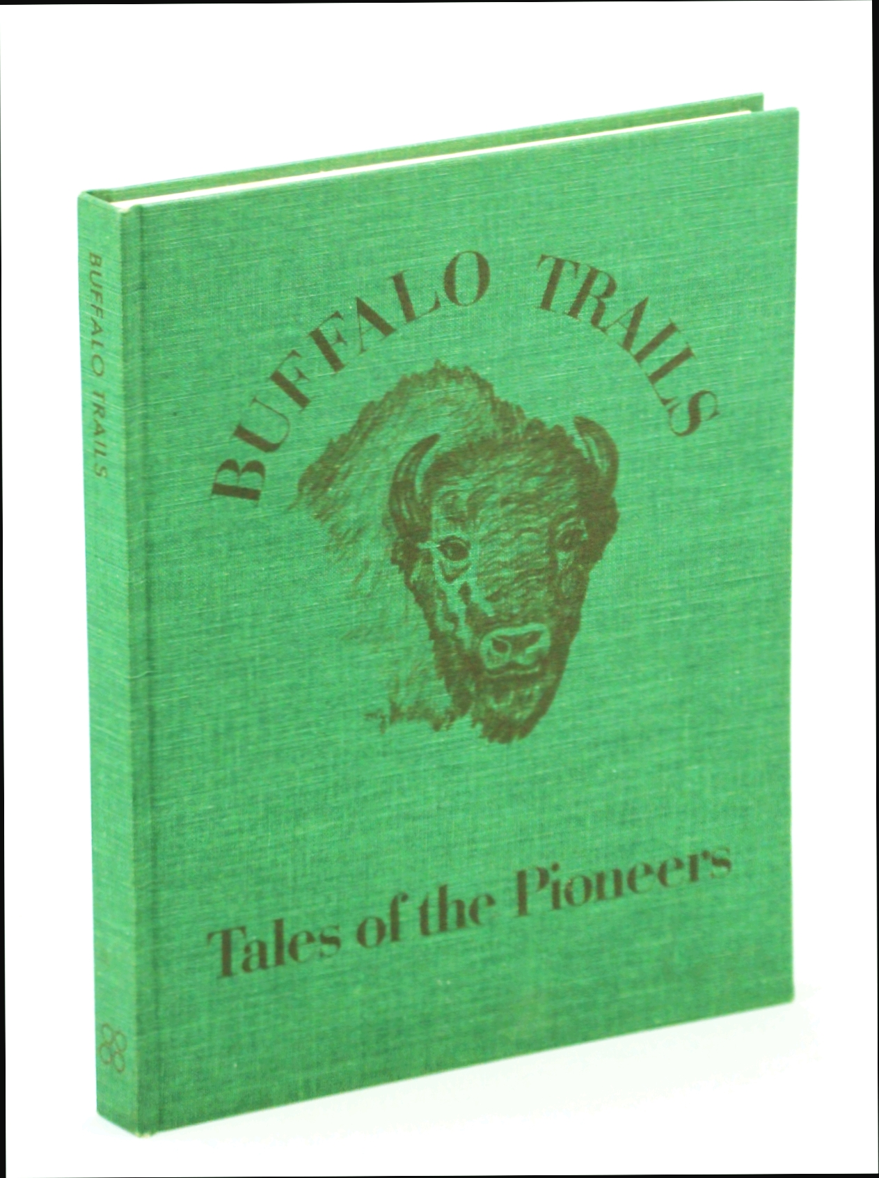 Image for Buffalo Trails: Tales of the Pioneers [Buffalo Lake, Alberta - Local History]