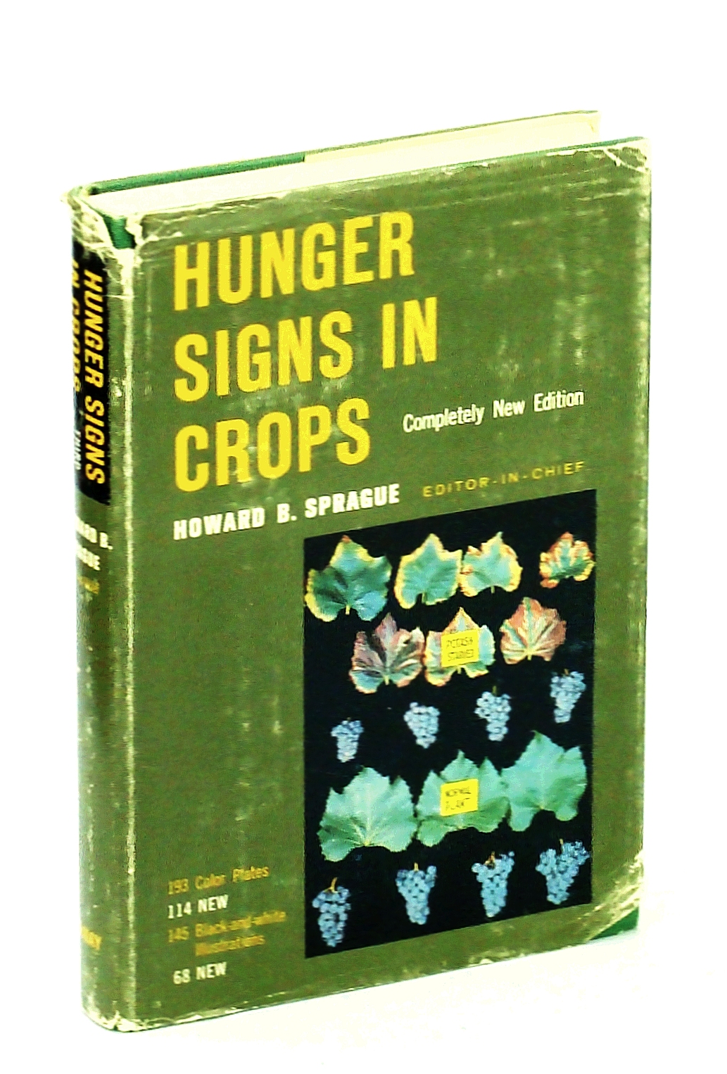 Image for Hunger Signs in Crops A Symposium